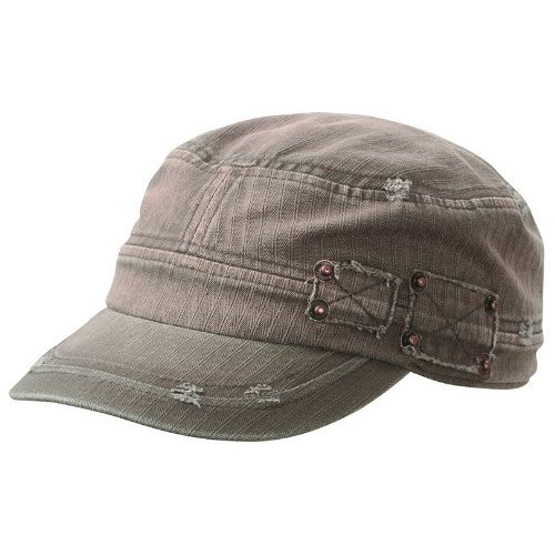 Snap Military Cap/Myrtle Beach (MB 6514), olive-brown Military Cap Olive