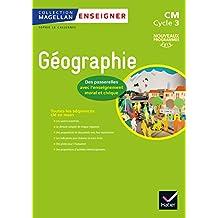 Magellan Enseigner la Géographie au cycle 3 éd. 2016 - Guide de l'enseignant
