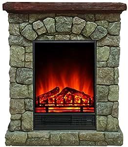 el fuego elektrokamin lugano ay608 k che haushalt. Black Bedroom Furniture Sets. Home Design Ideas