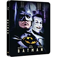 Batman - Édition Limitée SteelBook - Blu-ray - DC COMICS