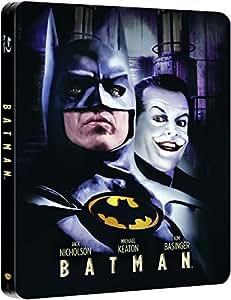 Batman [Blu-ray + Copie digitale - Édition boîtier SteelBook]
