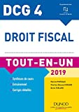 Lire le livre DCG Droit fiscal Tout-en-Un gratuit