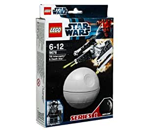LEGO Star Wars - TIE Interceptor & Death Star - 9676