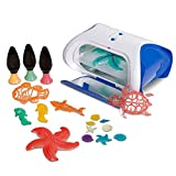 3D Magic Maker - Set di gel 3D e modelli con macchinetta UV