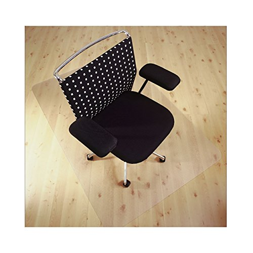 Advantagemat 75 Chaise Pour Sols Pvc Cm Rectangulaire Transparent Durs 120 X Cleartex Tapis De m0wN8n