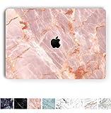 Koru ® Hochwertiges Marmor Abziehbild / Vinyl Haut Aufkleber / Abdeckung Abziehbild des Macbook für das Apple Macbook (Pro 13