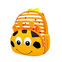 Cute School Backpack,VENMO Kawaii Cartoon Animals Design Kids School Book Bags Toddler Children Small Backpack Daysack For Girls Boys