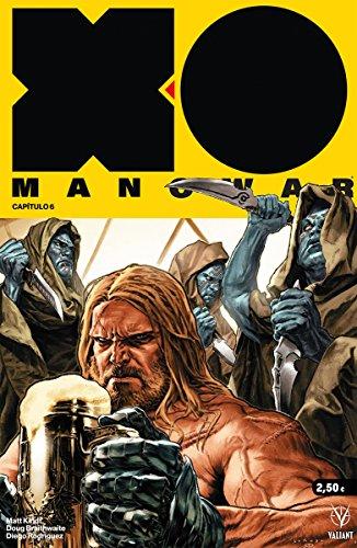 X-O MANOWAR 6 por MATT/ KINDT