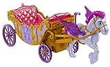 Mattel CDB35 - Cavallo Volante della Principessa Sofia, con Carrozza