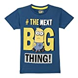 Best Minion Shirts - Minions Boys' Plain Regular Fit T-Shirt Review