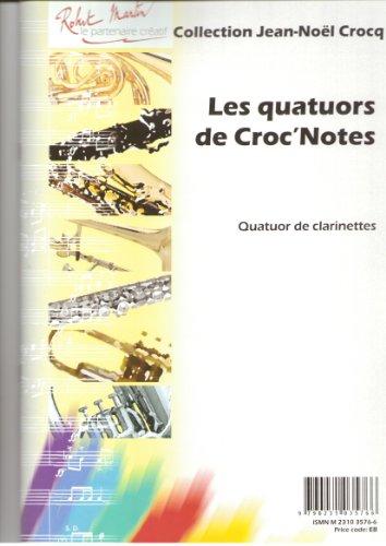Les quatuors de Croc'Notes