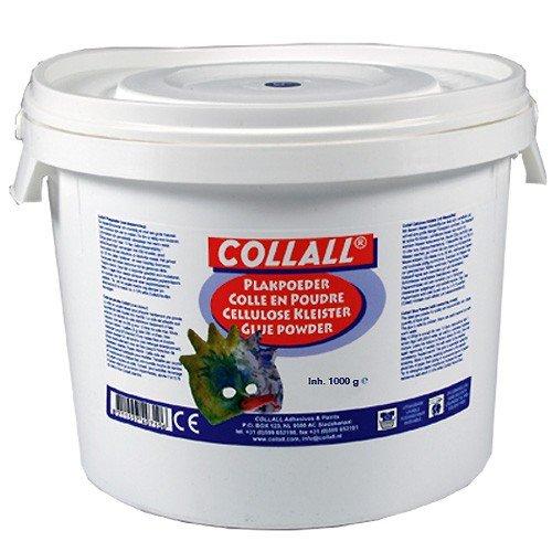 Cellulose Kleister - Zellulose Kleber in Pulverform, 1000g
