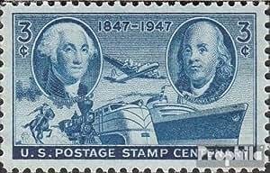 Etats-Unis 555 (complète.Edition.) 1947 100 Années Timbre le Etats-Unis (Timbres pour les collectionneurs)
