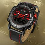 Naviforce Casual Watch For Men Analog Leather - NF9094.2