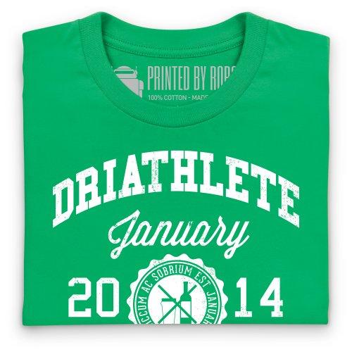Driathlete T-Shirt, Herren Keltisch-Grn