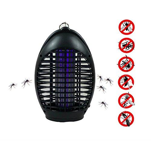 Smardd Elektronischer Insektenvernichter mit UV-Licht | Elektronischer Mückenschutz Gegen Mücken, Fliegen, Moskitos | Insektenabwehr