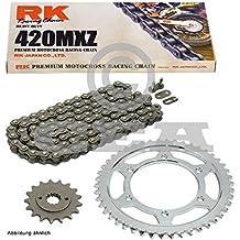 Cadena de Honda ST 50 DAX 88 – 00, cadena RK 420 ...