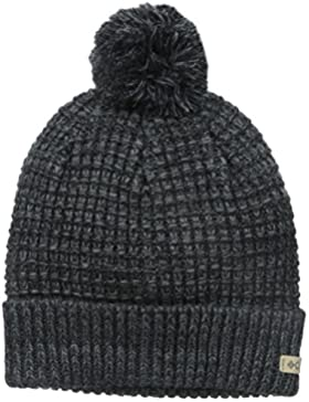 Columbia Women's Mighty Lite gorra, mujer, color Negro - negro/gris, tamaño talla única
