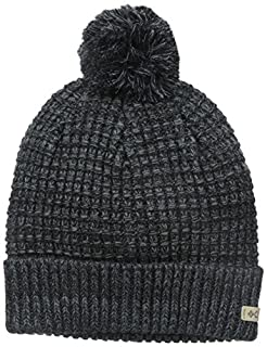 Columbia Femme Bonnet, Mighty Lite Watch Cap, Acrylique, Noir (Black/Graphite), Taille unique, 1621881 (B00QVJTCCG) | Amazon price tracker / tracking, Amazon price history charts, Amazon price watches, Amazon price drop alerts