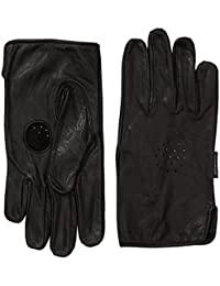DEPICE - Guantes para defensa personal (cuero, talla XXL), color negro
