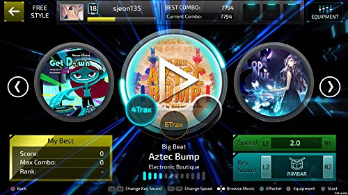 Superbeat Xonic EX  screenshot