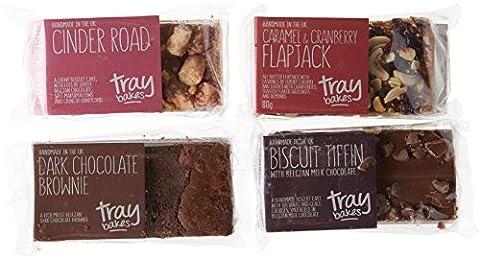 Traybakes Premium Assorted Box (Pack of 12)