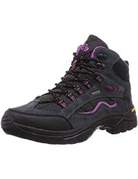 474edea840e1a Bruetting Summit High - zapatillas de trekking y senderismo de piel mujer