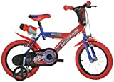 Dino Bikes 14-Inch Spider Man Children's Bike