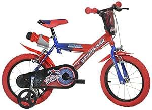 Dino Bikes 143g-sa 35,6cm Spiderman Fahrrad