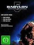Spacecenter Babylon 5 - Collection [37 DVDs]