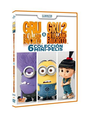 Gru: Colección 6 Mini-Pelis [DVD]