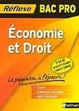 Image de ECONOMIE ET DROIT REF BAC PRO