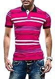 BOLF Hombre Camiseta Polo Cuello Manga Corta LT 4011