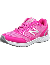 New Balance W460v2, Scarpe Running Donna, Rosa (Pink/Grey), 42.5 EU