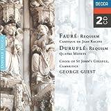 Requiem/Quatre Motets/+ -