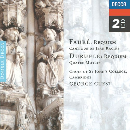 FAURÉ - Requiem - DURUFLÉ - Requiem - etc.