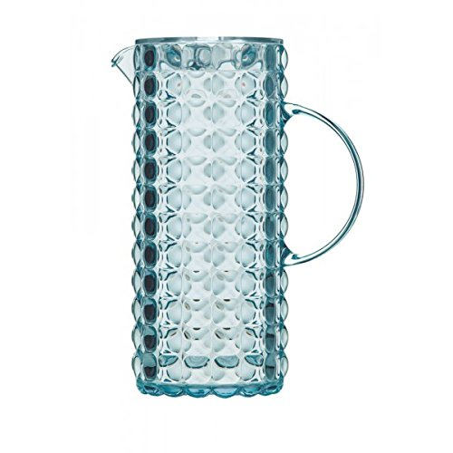 Guzzini Tiffany Pitcher, 1.75L, Blue
