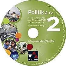 Politik & Co., Ausgabe Baden-Württemberg, Neubearbeitung, Bd.2 : Lehrermaterial, 1 CD-ROM + Erklärfilme