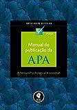 Manual De Publicação Da Apa (Em Portuguese do Brasil)