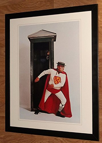 Unbekannt Buster Keaton Poster - 20''x16 '' Frame - hohe Qualität, Sid Avery Druck