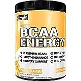 Evl Nutrition BCAA Energy 30 Serv Peach Mango Acide Aminé