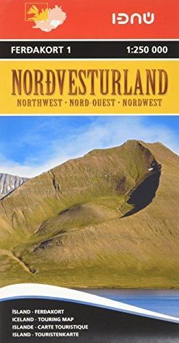 Iceland Northwest 2017 por Idnu Bokautgafa