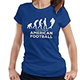 Evolution of American Football Women's T-Shirt