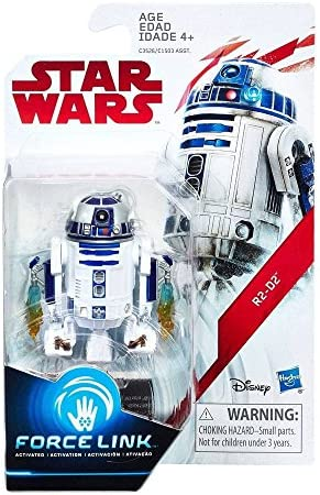 Star Wars Hasbro Les Derniers Jedi – Force Link – Rey (Jedi Training) – Figurine 9,5 cm | Qualité Supérieure
