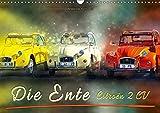 Die Ente - Citroën 2CV (Wandkalender 2019 DIN A3 quer): Von der Bauernkutsche zum Kultobjekt. (Monatskalender, 14 Seiten ) (CALVENDO Mobilitaet)