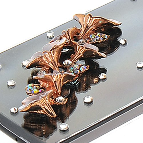 MOONCASE Bling Crystal Shell Diamond Cover Housse Coque Etui Case Pour Apple iPhone 6 Plus A14432