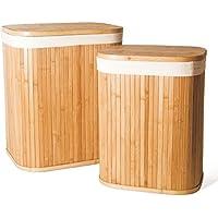 """'2F5C20lavandería Ropa Vestidos sporchi de bambu' y tela Capri """" - Muebles de Dormitorio precios"""