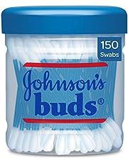 Johnson's Baby Cotton Buds 150 Swabs