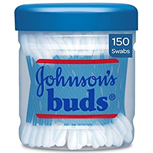 Johnson's Baby Cotton Buds 150 Swabs