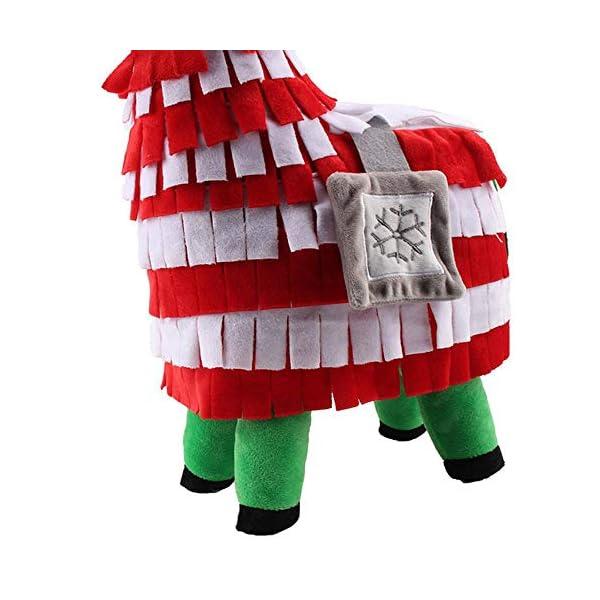 KOBWA Loot Llama Juguetes de Peluche, Linda Loot Llama Peluche Figura Muñeca Juguetes de Peluche Suave 3